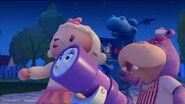 Lambie, hallie, stuffy and aurora