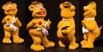 PVCs DisneyParks - Fozzie Bear