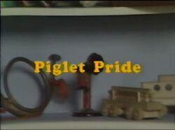 Pigletpride