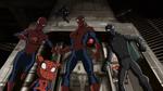 Spider-Man Spider-Girl Spider-Ham Miles Morales Spider-Man Noir USMWW