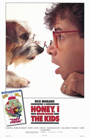 File:Honey, I Shrunk the Kids poster.jpg