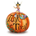 Tinker Bell Jack O'Lantern by Jim Shore