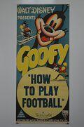 Goofy how to play football daybill