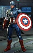 Modern Captain America Model