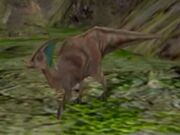 Game Parasaurolophus