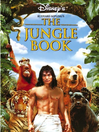 Image result for disney jungle book 1994