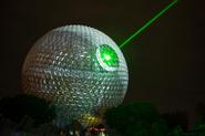 Spaceship Earth as the Death Star