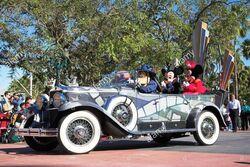 Disney Stars and Motor Cars Parade at Disney's Hollywood Studios