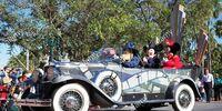 Disney Stars and Motorcars Parade