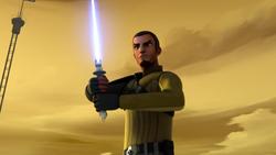 Kanan reveals his Jedi Identity