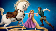 Tangled Character Promo 1