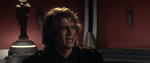 Anakin's sadness