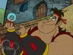 Dave the Barbarian 1x10 Pipe Down 541200
