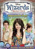 WOWP Supernaturally Stylin' DVD