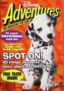 Disney Adventures Magazine australian cover December 1996 Dalmatians