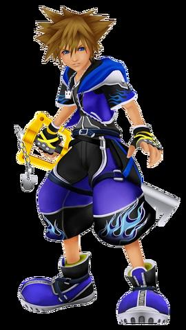 File:Sora (Wisdom Form) KHII.png