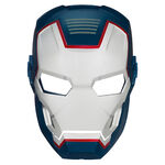 Iron Man 3 Mask, Glow In The Dark Iron Patriot