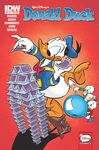 DONALD DUCK -8 SUBSCRIPTION VAR