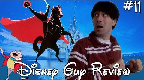 Disney Guy Review The Adventures of Ichabod and Mr Toad