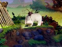 Eeyore make Eeyore's House in Pooh's Hunny Hunt from Tokyo Disneyland