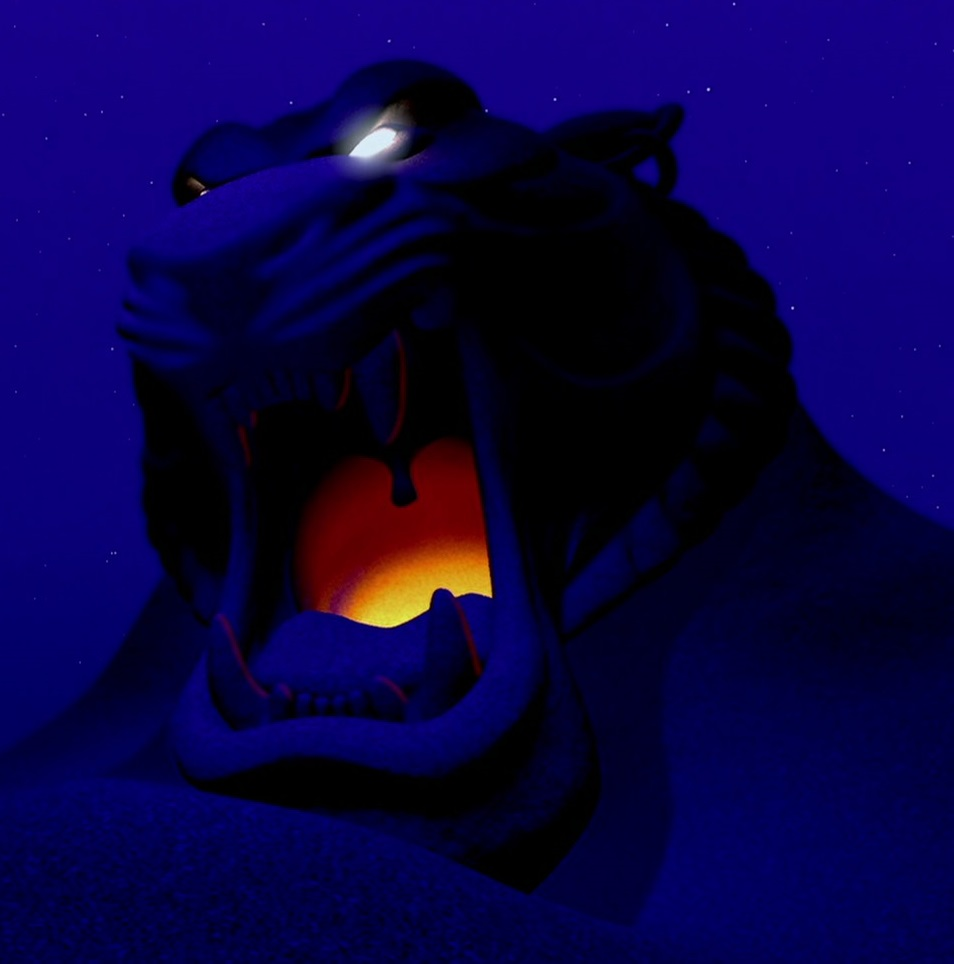 Uncategorized Tiger From Aladdin cave of wonders disney wiki fandom powered by wikia