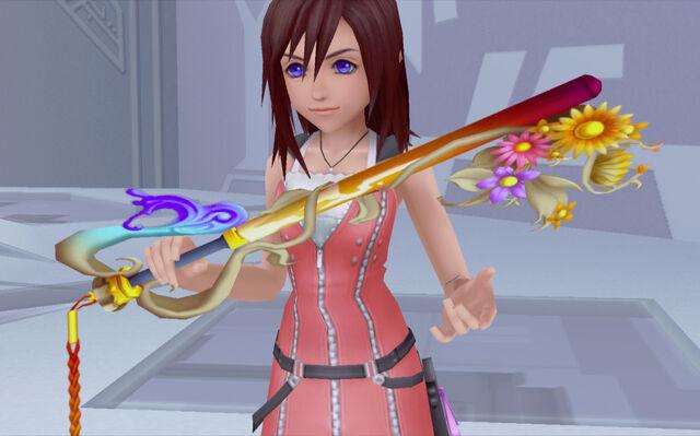 File:Kairi holding keyblade.jpg