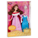Belle Singing Doll and Costume Set Boxed
