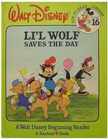 Lil' Wolf saves the day