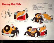 Who framed roger rabbit artwork character design 66