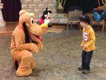 Give kids world pluto