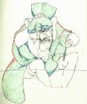 Hook sketch 3