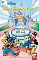Magic Kingdom Comics 1A
