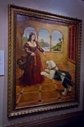 Painting of Lucrezia Borgia 1