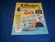 Disney magazine april 1977