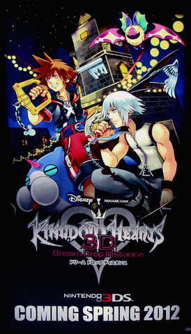 File:KH3D Game Poster (Tokyo Game Show 2011).png
