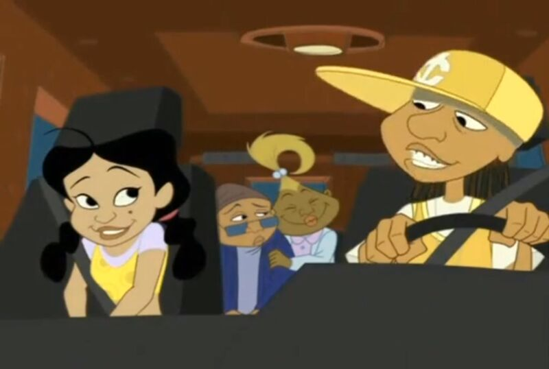The Proud Family Movie Penny