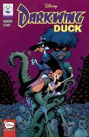 Darkwing Duck JoeBooks 7 cover