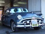 Doc Hudson in Real Life