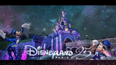 Everyday's a Celebration - Official Disneyland Paris 25th Anniversary Theme Song