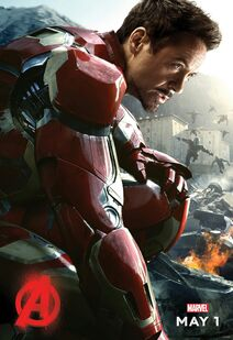 Iron Man AOU Poster