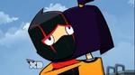 The Ninja Identity - Randy & Theresa hug 2