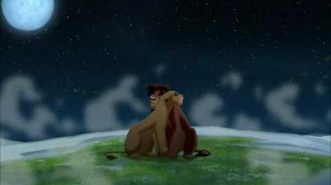 """Love Will Find A Way"" - The Lion King 2"