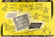 1946 MAKE MINE MUSIC