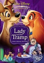 Lady and the Tramp SE 2006 UK DVD A