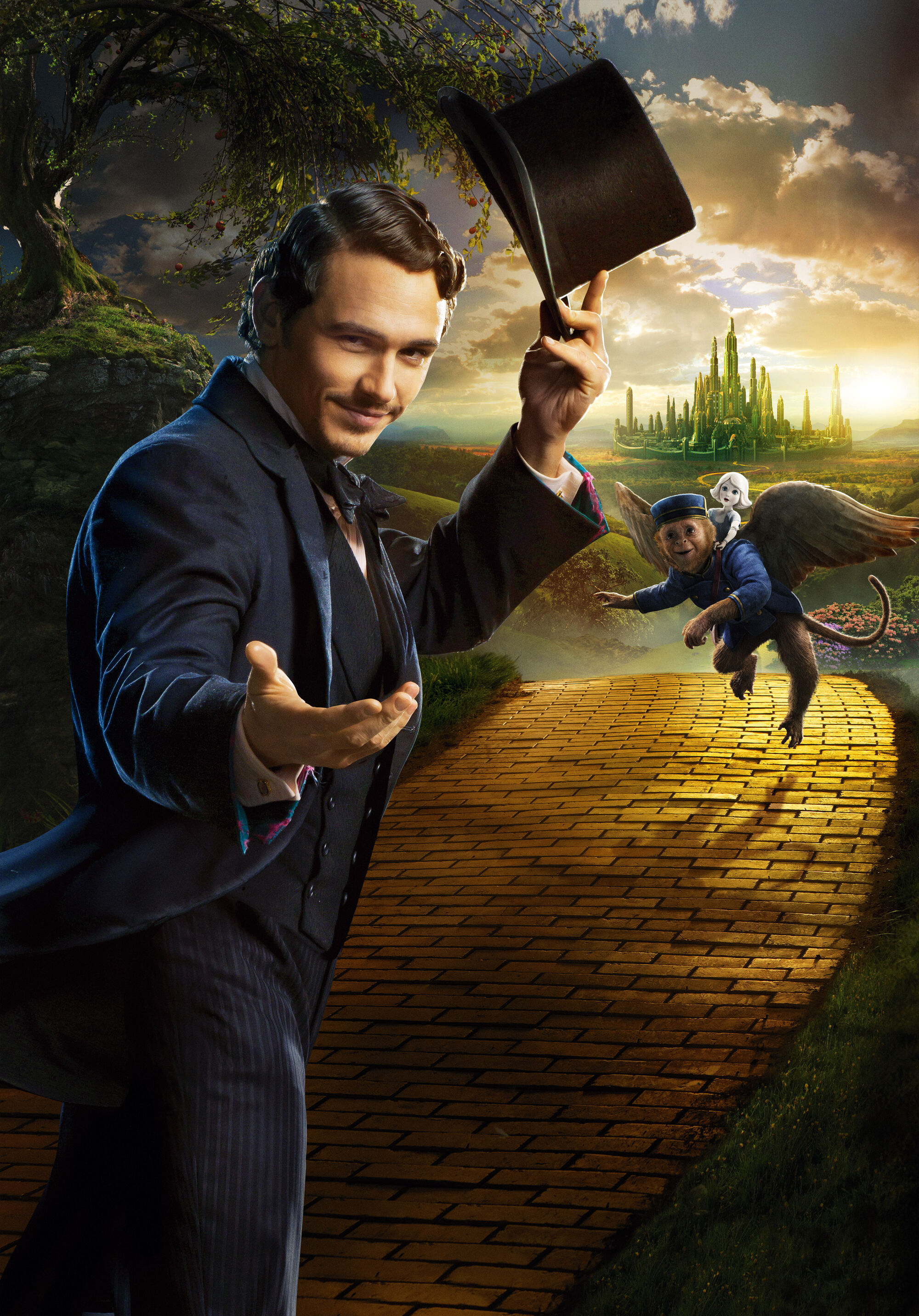Category:Oz the Great and Powerful characters | Disney ...