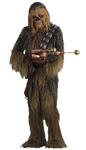 Chewbacca Fathead Render