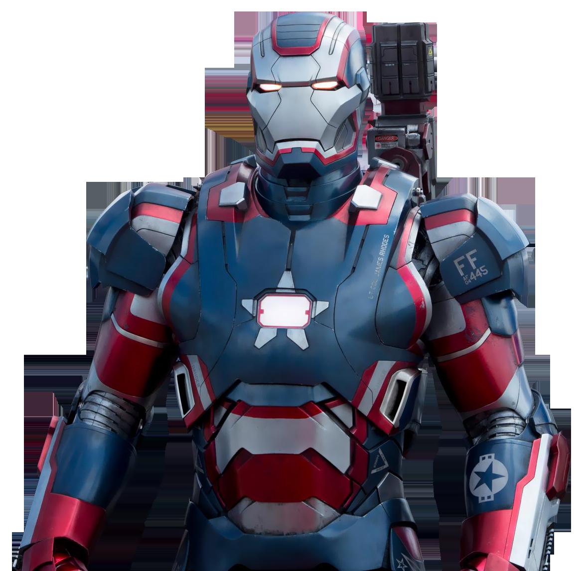 Iron Patriot (armor)  ...