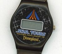 Star Tours Watch