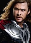 Thor Close Up