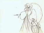 Cruella's pencil test 2